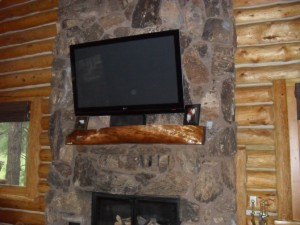 Home TV installation_Custom sight and Sound-Flagstaff