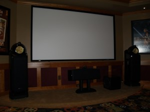 Home Theater_Custom sight and Sound-Flagstaff,AZ