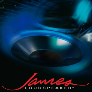 james loudspeaker logo